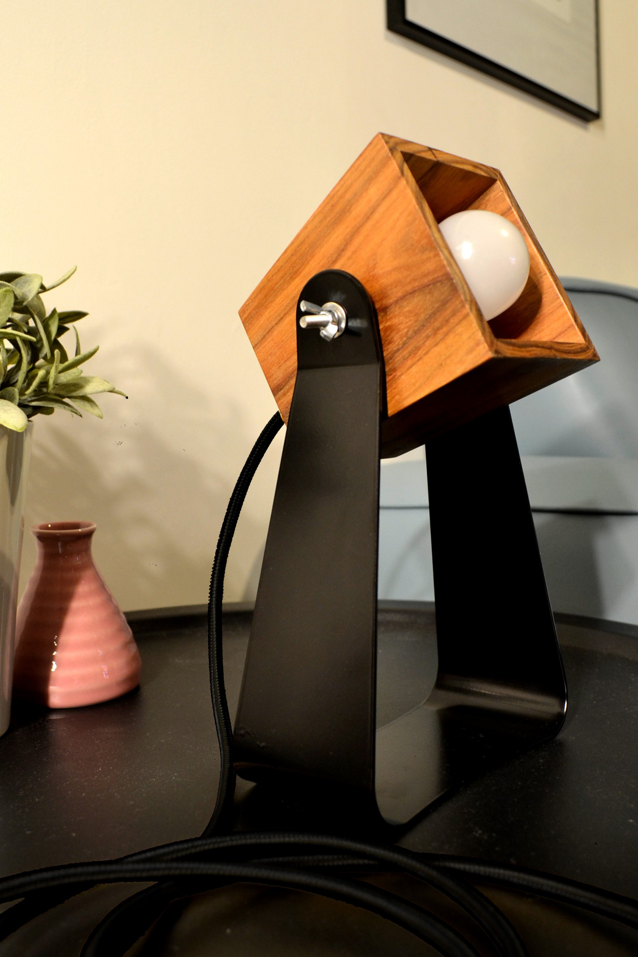 I DO! Lamp | PRETO (Black)