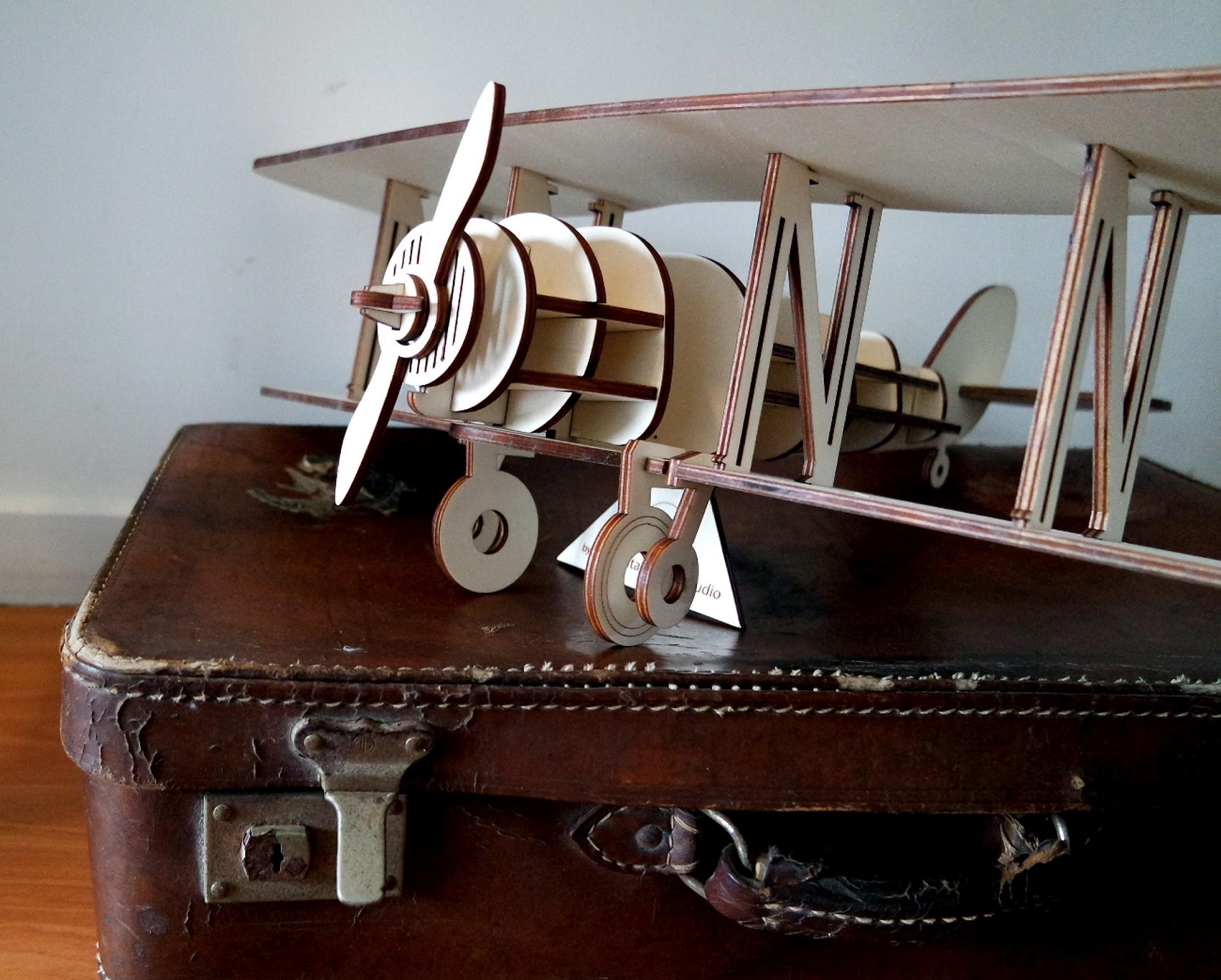 MODEL NR.8 - XL (aviao)