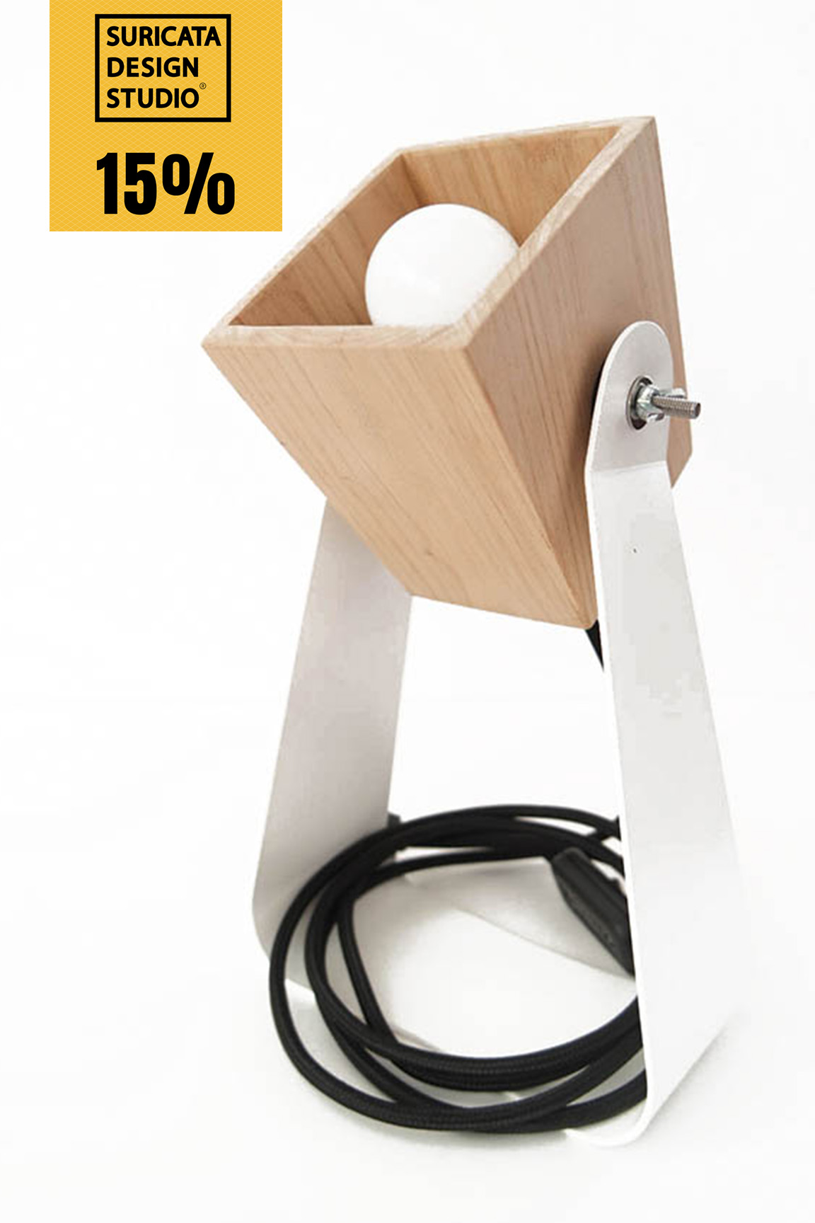 I DO! Lamp | BRANCO (WHITE)