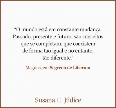 Frases: Magnus - Segredo de Liberum