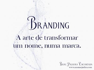 Palavra Encantada: Branding