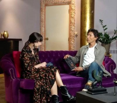 """Entrevista para o programa """"Conversas da Alma"""", com César Augusto Moniz"""