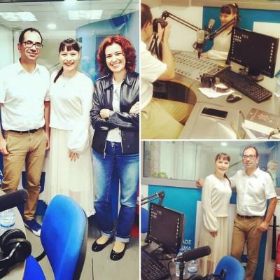 Entrevista para a Rádio Autónoma, Universidade Autónoma de Lisboa