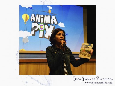 Palavra Encantada: Escritora Diana Zimbron