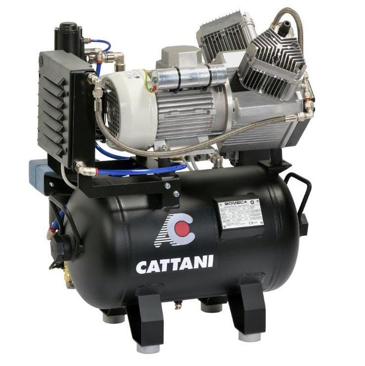 Compressor AC 200 para 2/3 equipamentos