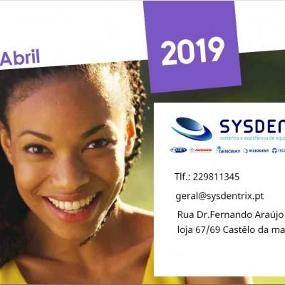 Catálogo consumíveis Março-Abril