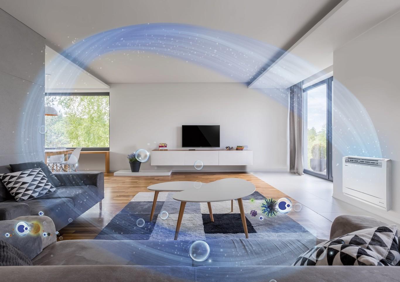Ar limpo e Sistemas de filtração