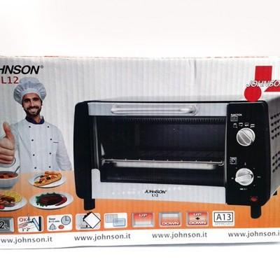 Mini forno elétrico Johnson L12
