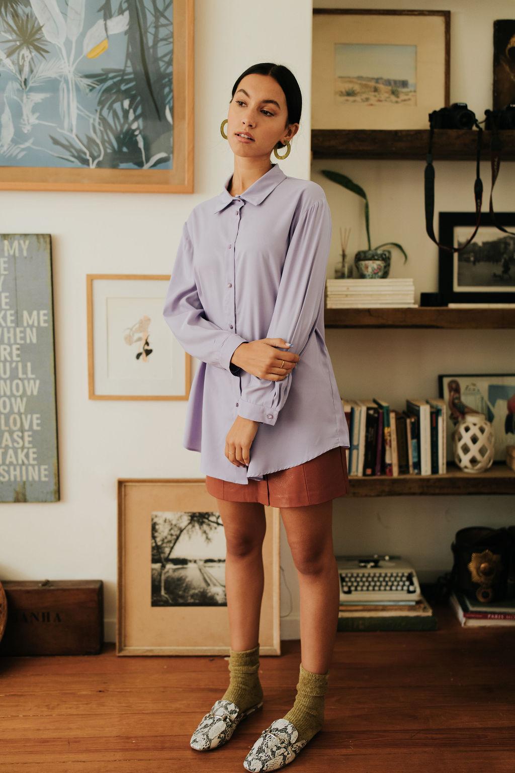 Camisa Valentina