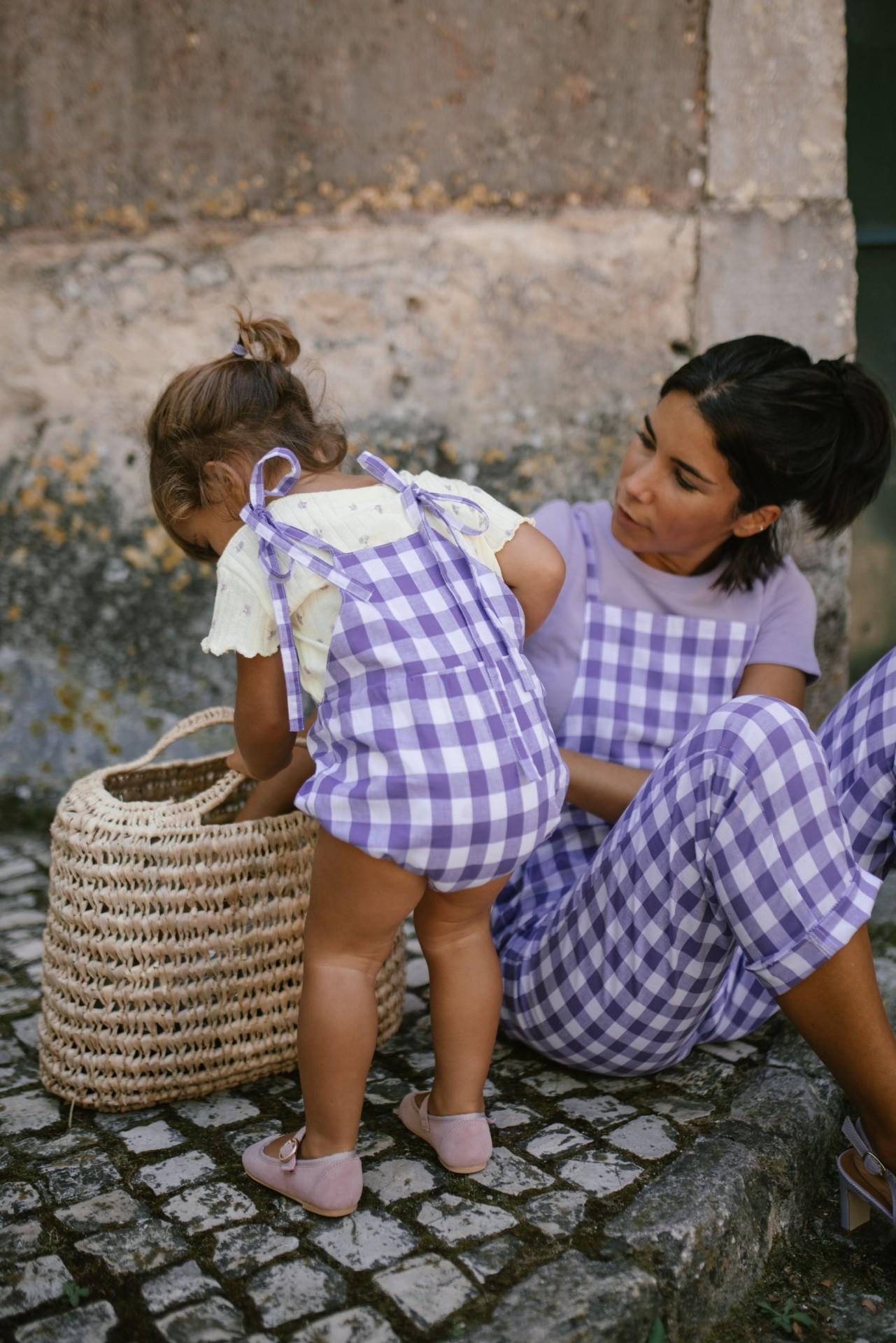 Jardineiras Kids - Mum and Me - V2