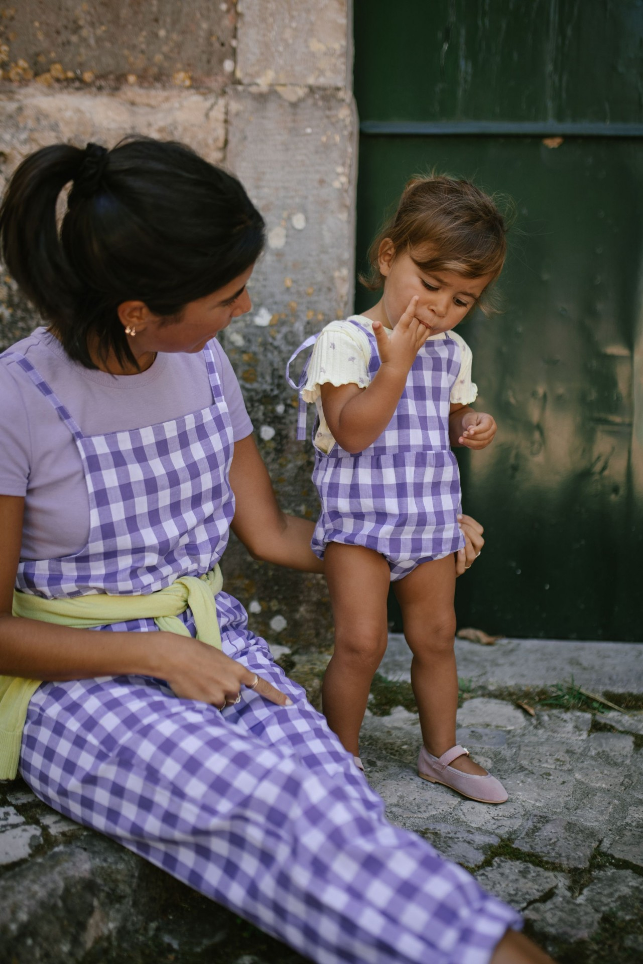 Jardineiras Adulto - Mum and Me - V2