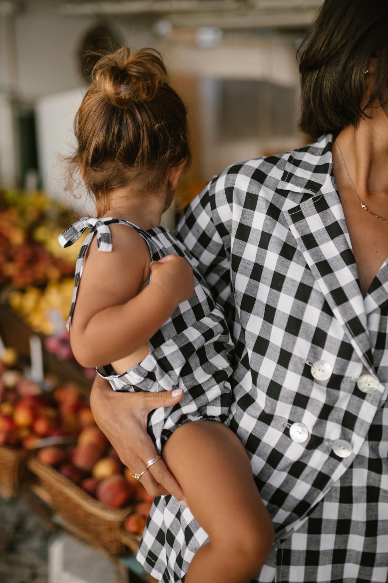 Jardineiras Kids - Mum and Me - V1