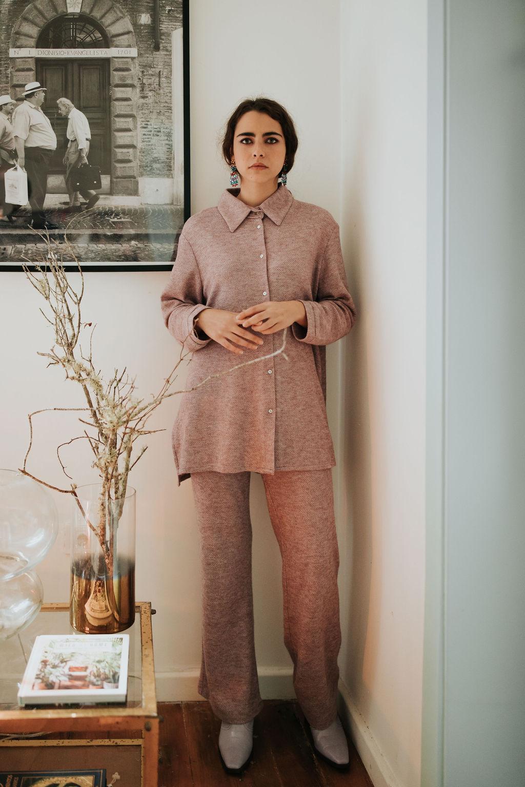 Camisa de Malha Sofia
