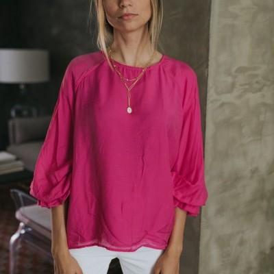 Camisa Camellia