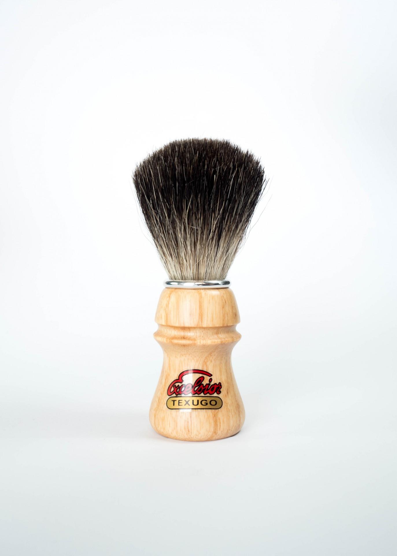 Pincel de Barba de Cerda de Texugo