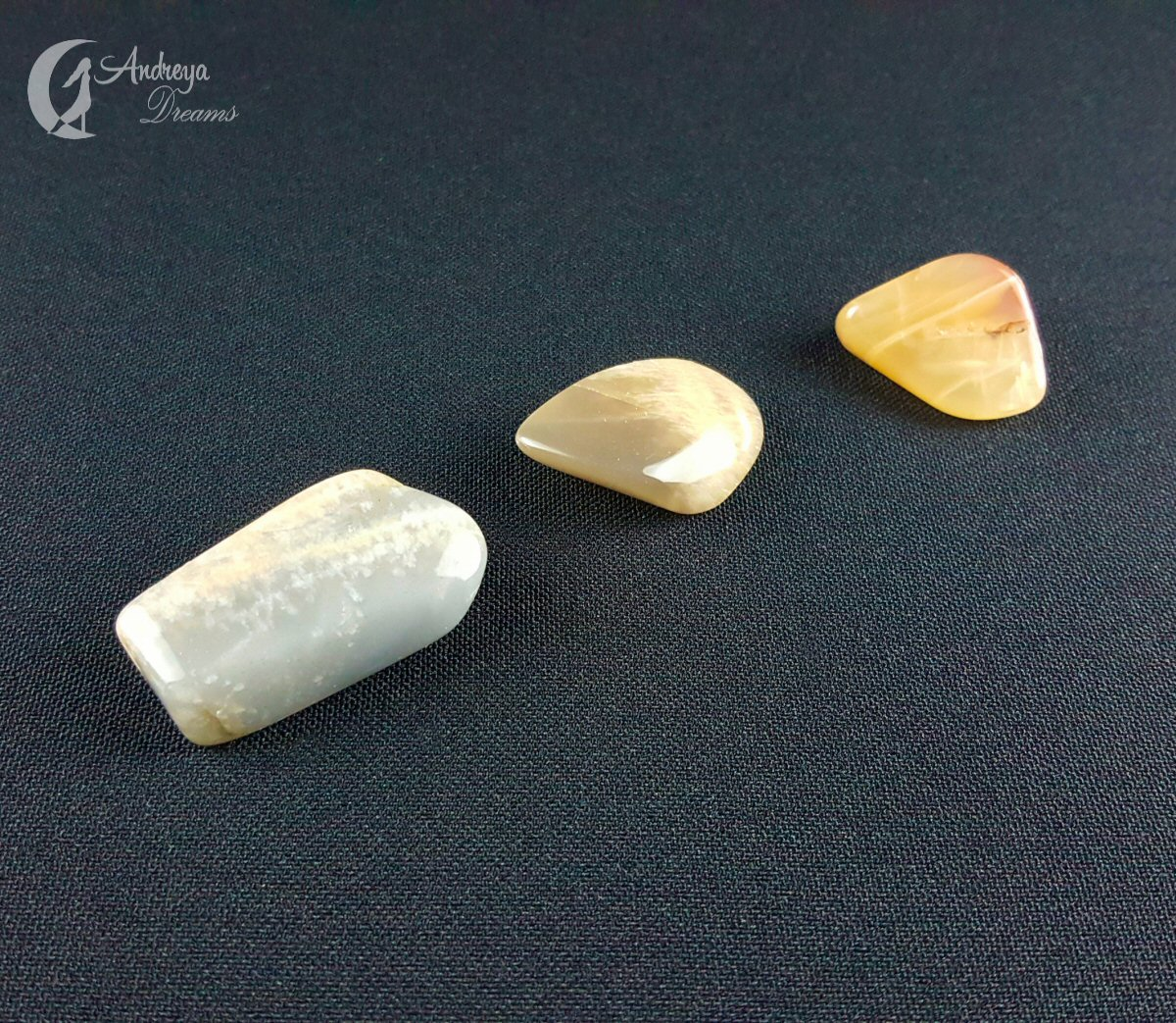 Pedra da Lua - Moonstone
