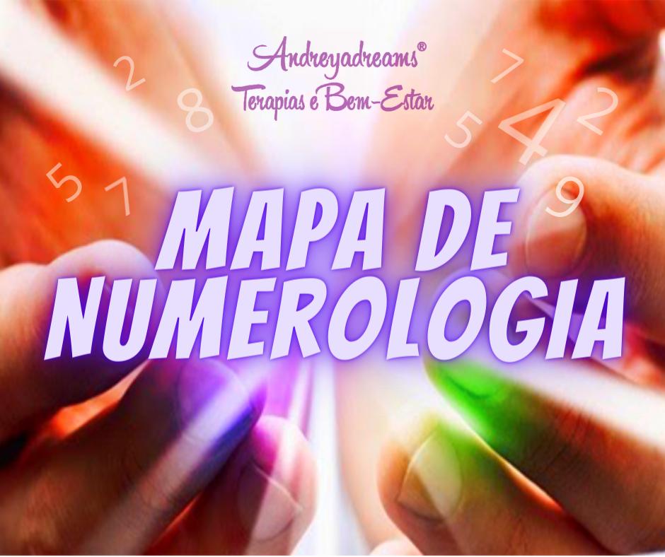 Mapa de Numerologia