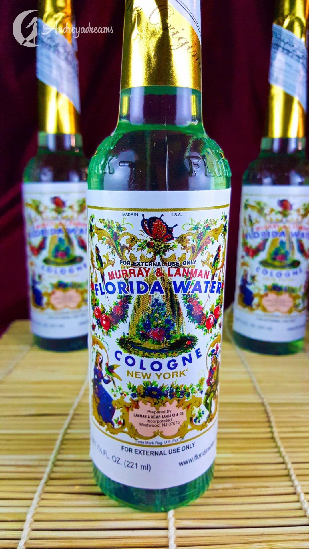 Água da Flórida - Colónia Xamânica