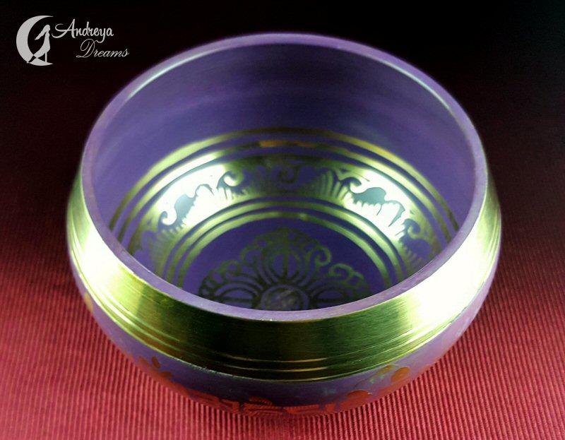 Taça Tibetana Pequena