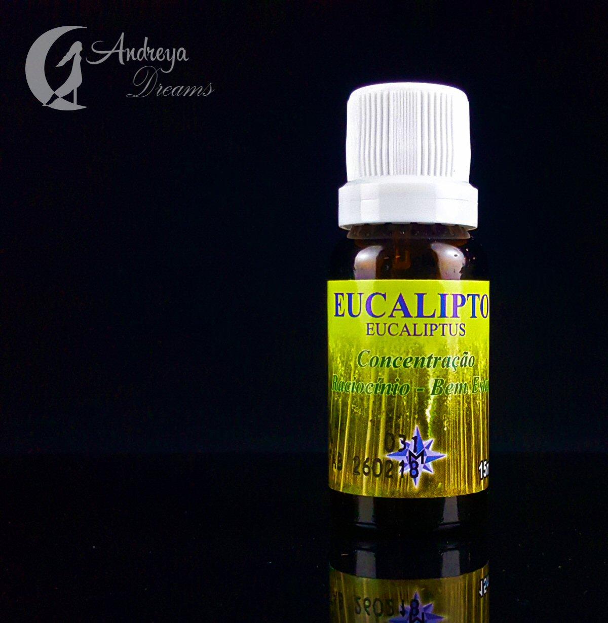 Essência de Eucalipto