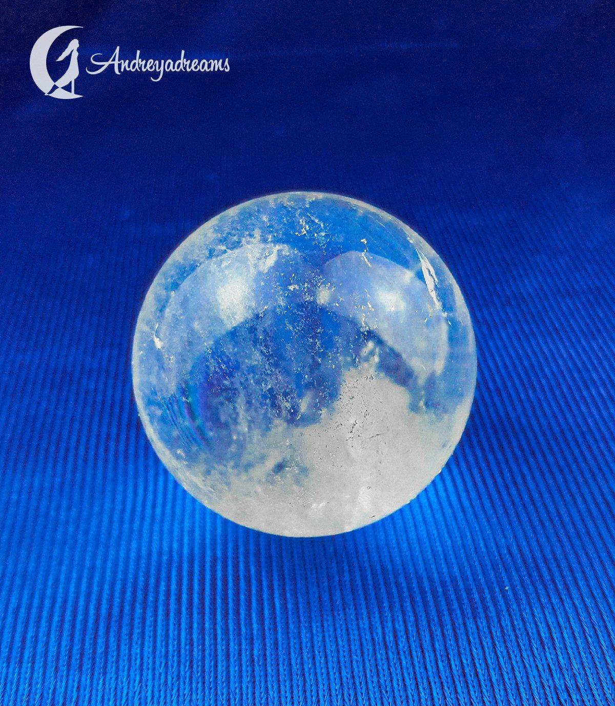 Esfera de Quartzo Cristal 5cm