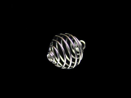 Pendente Espiral Pequena para Pedras