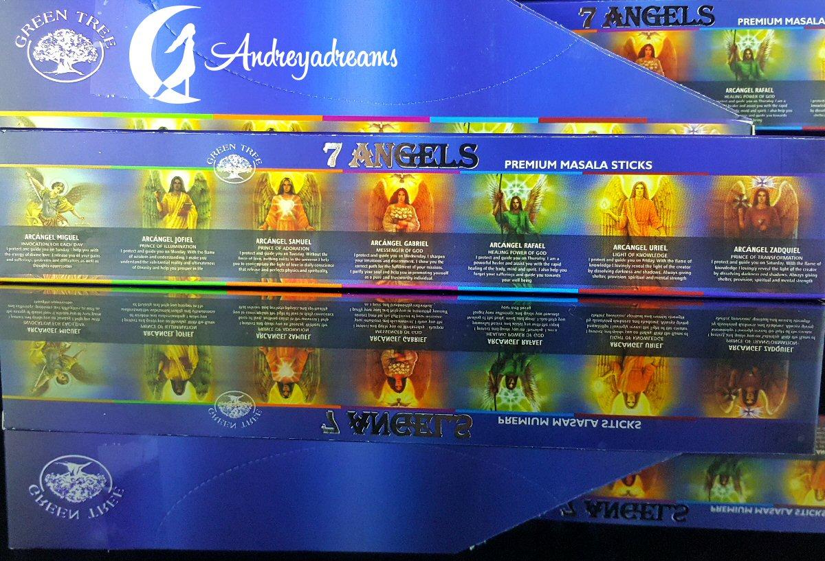 Incenso 7 Anjos