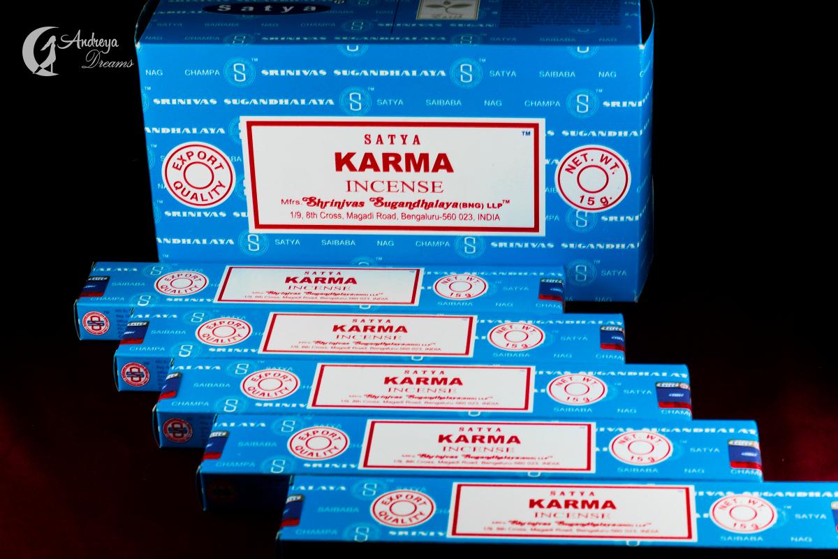 Incenso Karma