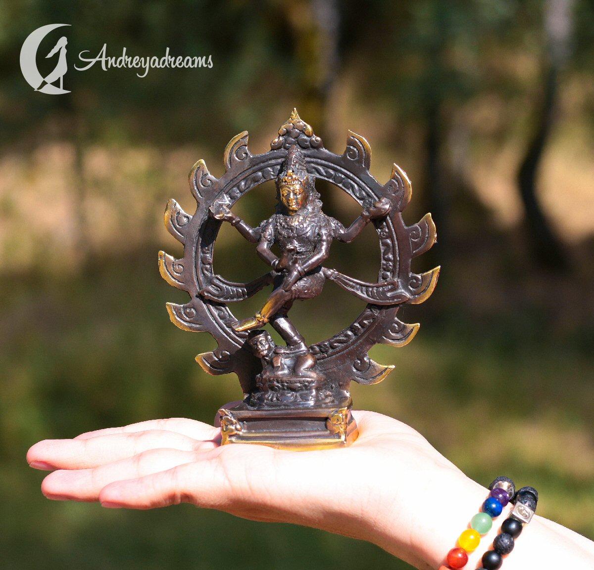 Shiva de Bronze 13cm