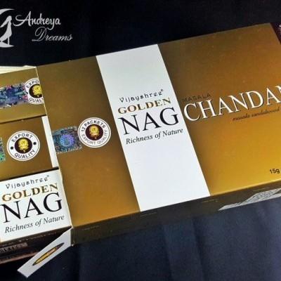 Incenso Nag Chandan