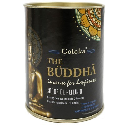 Incenso Refluxo Goloka Buddha