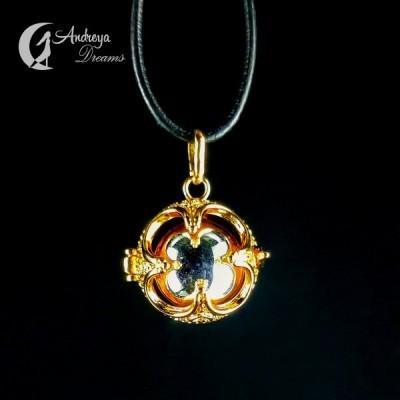 Chamador de Anjos Dourado