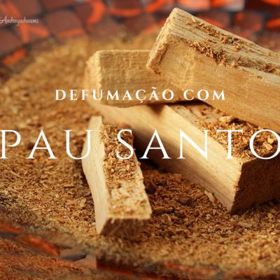 Pau Santo - Palo Santo