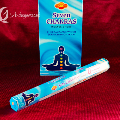 Incenso 7 Chakras GR-SAC