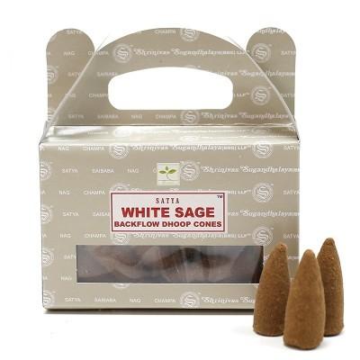 Cones Refluxo White Sage Malinha