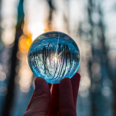 Bola de Cristal 6cm