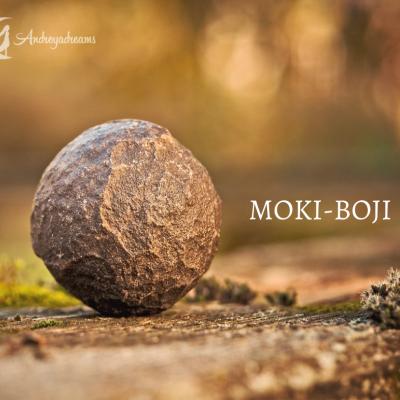 Pedra Moki-Boji Média