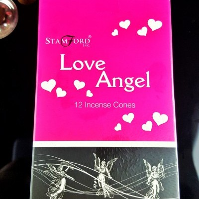 Cones de Incenso Love Angel
