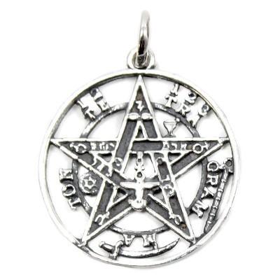 Pendente Tetragrammaton Grande