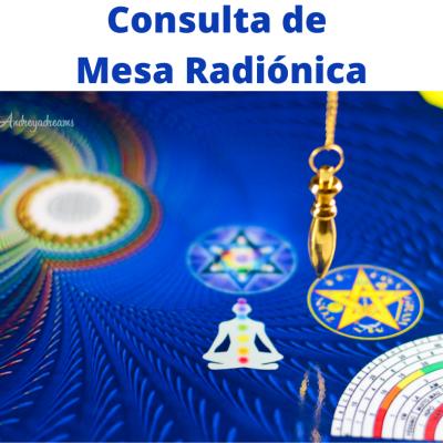 Consulta de Mesa Radiónica