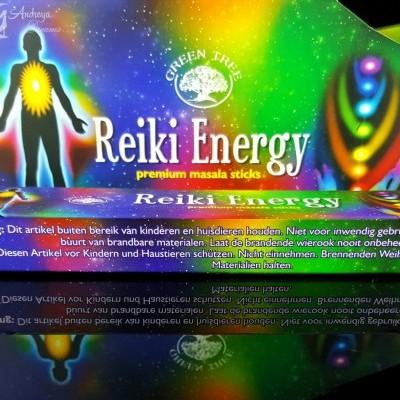 Incenso Reiki Energy
