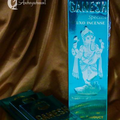 Incenso Special Ganesh - Varetas de 25gr