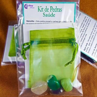 Kit Pedras Saúde