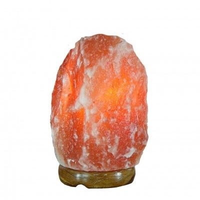 Candeeiro Pedra de Sal dos Himalaias 2 a 3Kg