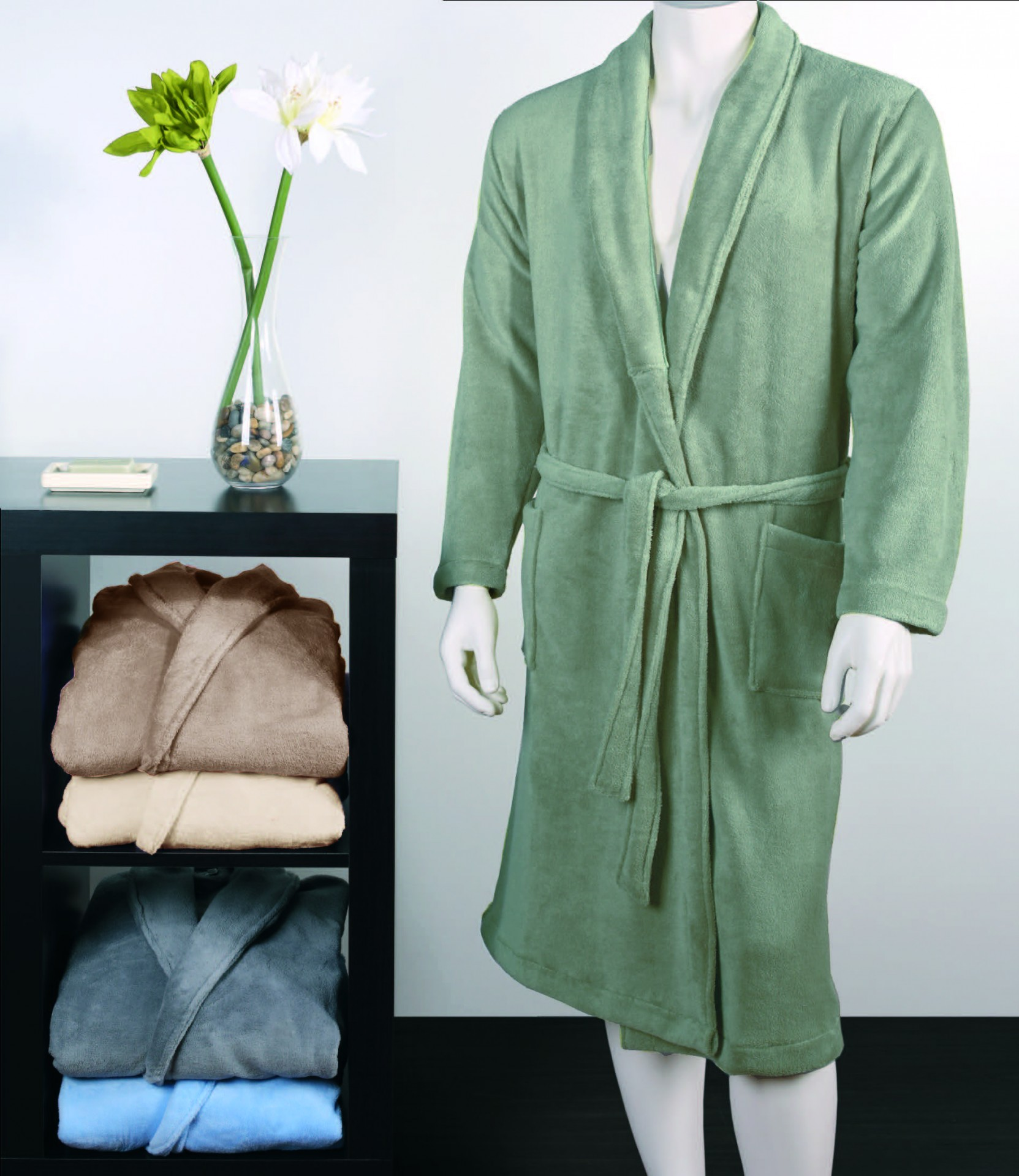 Robe Adulto Coralina (RT/05)