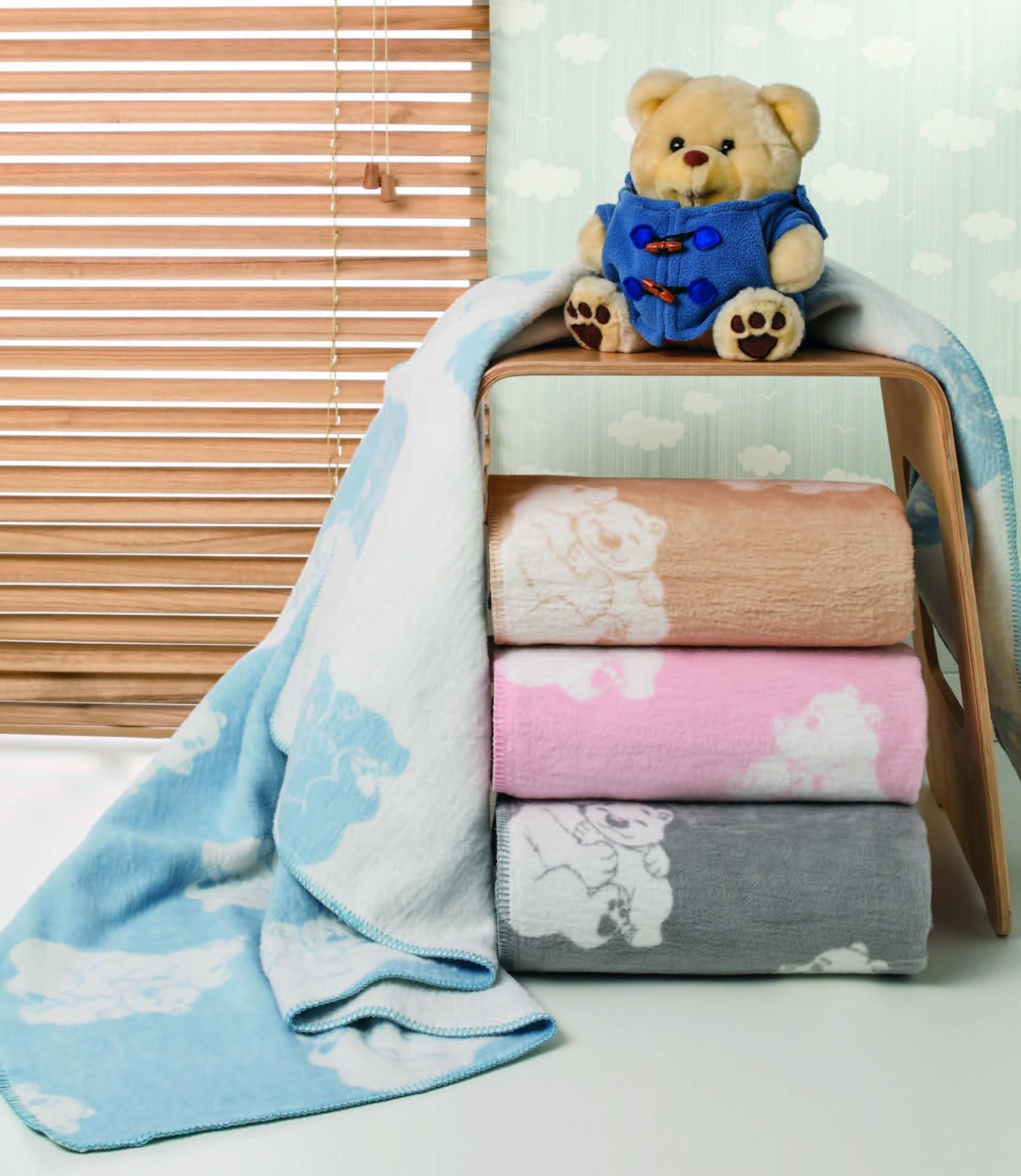 Cobertor Bebé (CB/02) URSO