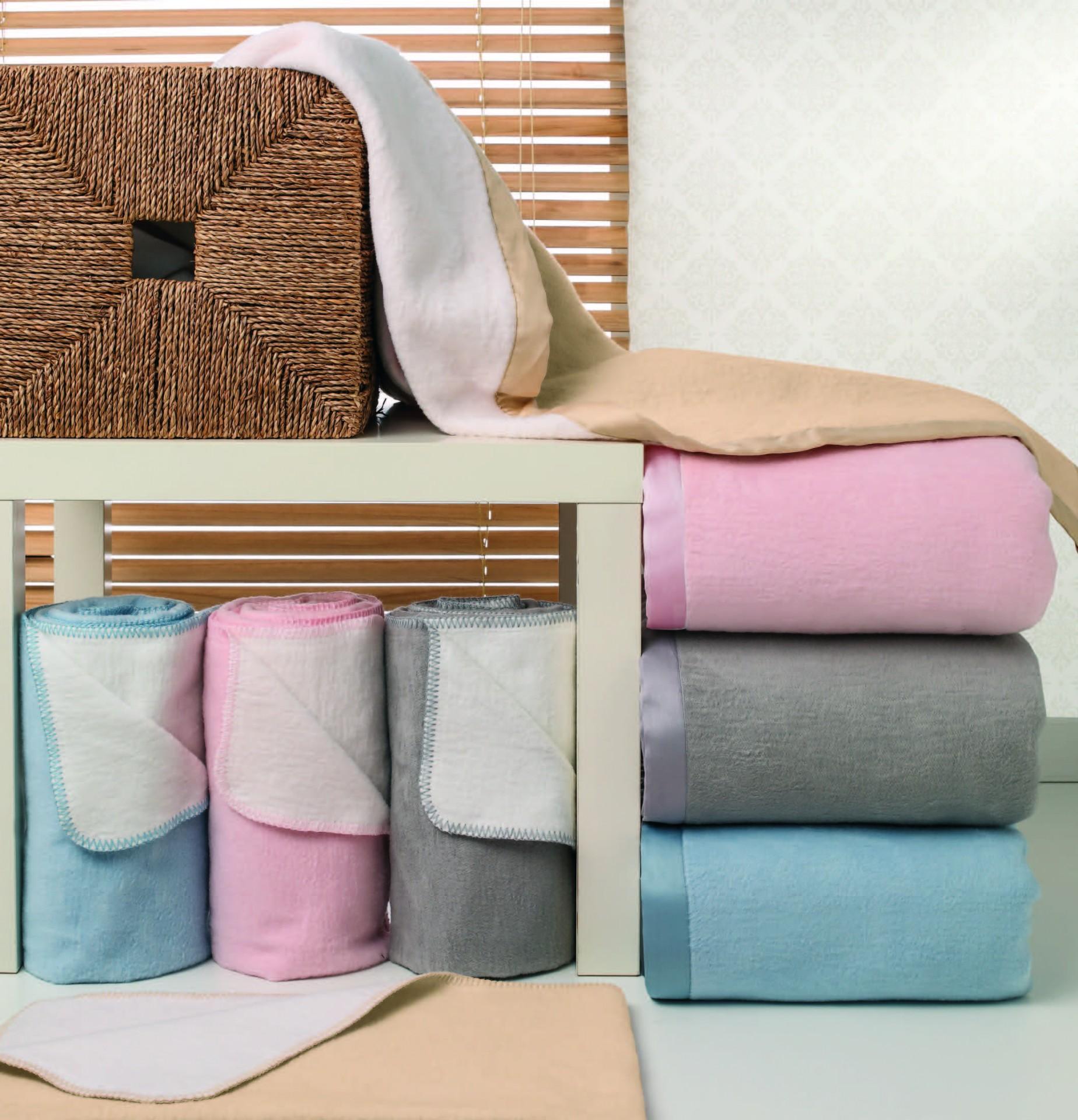 Cobertor Bebé (CB/Liso)
