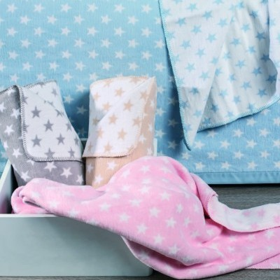 Cobertor Bebé (CB/06) ESTRELAS