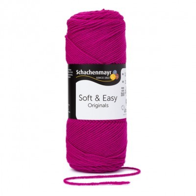 Novelo 100Gr./235 M Soft & Easy