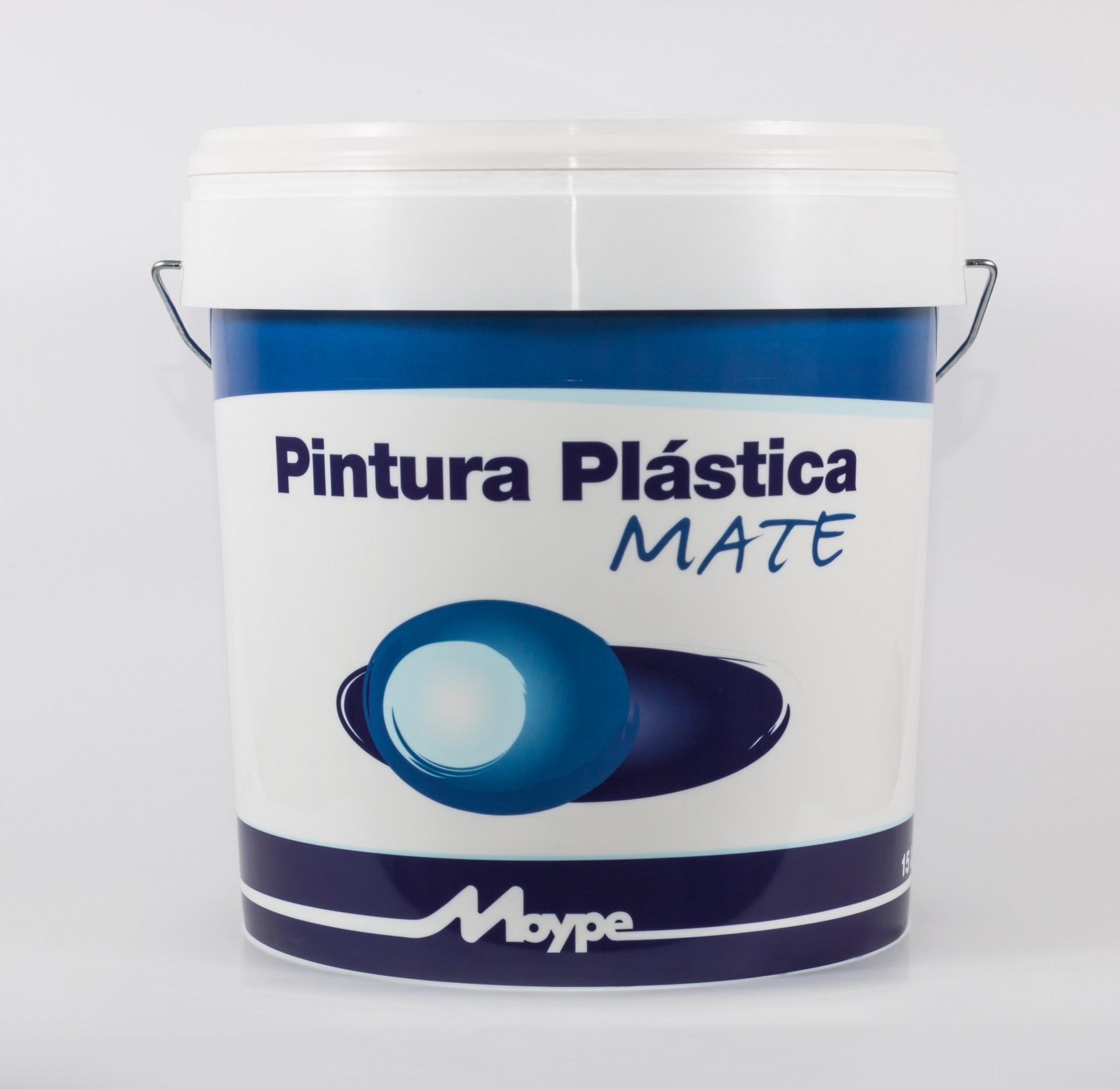 PINTURAS ACRLICA MATE